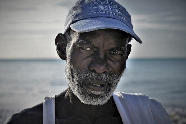 Man from Antigua by Berniea