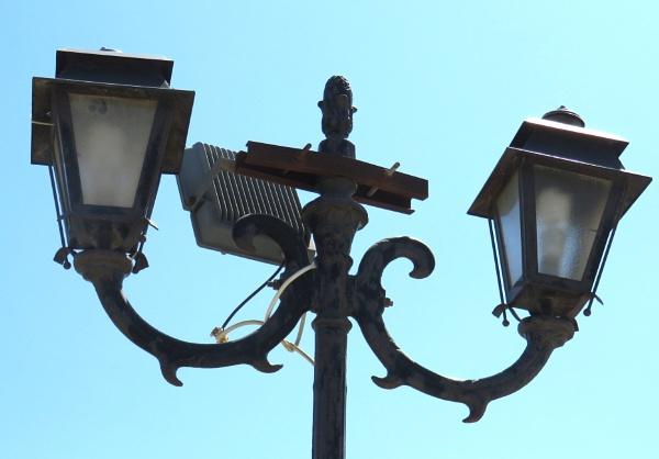 Street Lamps by ddolfelin