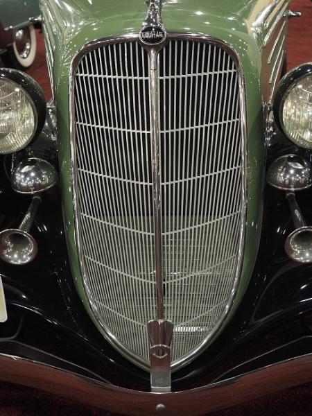 Antique Cars #1 by handlerstudio