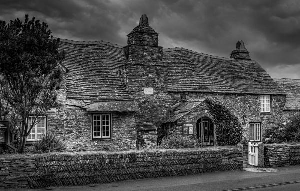 Old post office Tintagel by Birdie58