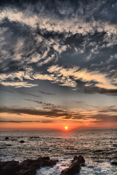 Sunset. by guern