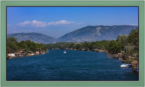 River  Bojana by nklakor