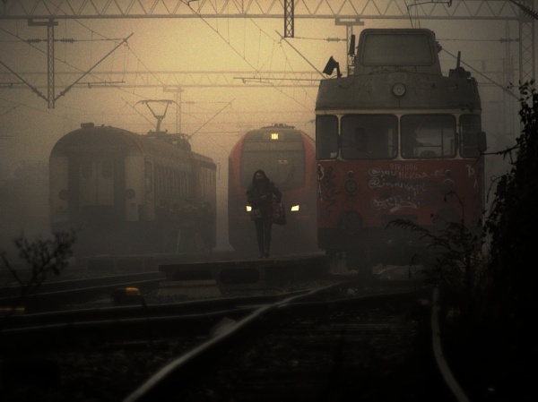 About the railway - XXIII by MileJanjic