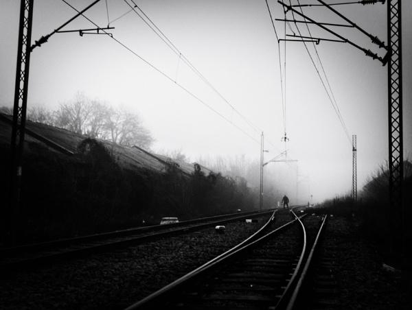 About the railway - XXIV by MileJanjic