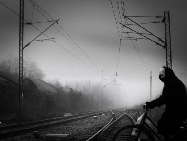 About the railway - XXV by MileJanjic