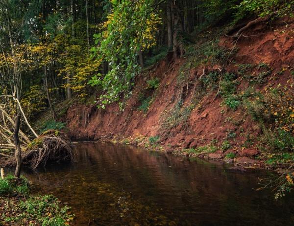 Muddy waters by BillRookery