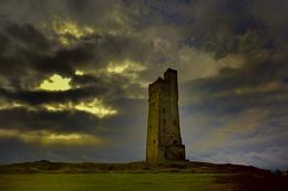 Castle Hill Jubilee Tower nr Huddersfield
