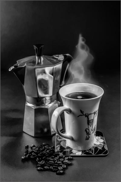 Black Coffee by SteveWood14458