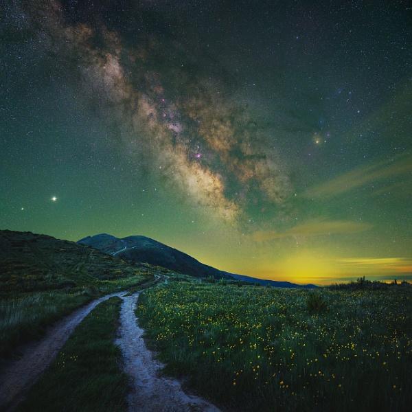 Star path by regularathom