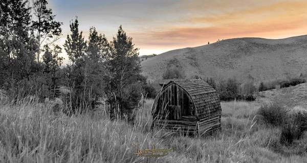 Jackson Sunrise by IainHamer