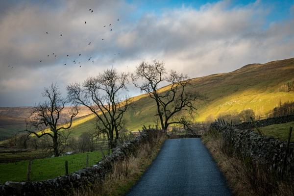 The Road to Foxup by Coloured_Images