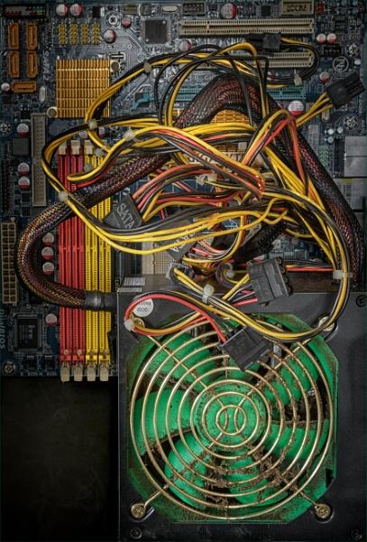 Techno Spaghetti by chase