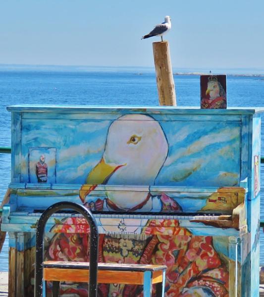 Art Imititing Life! by judee