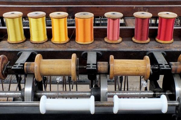 Whitchurch Silk Mill 2 by pamelajean