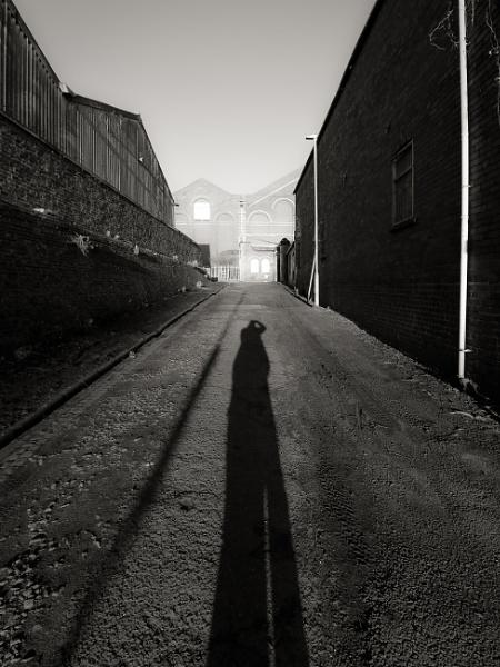 Afternoon Shadow by minelab
