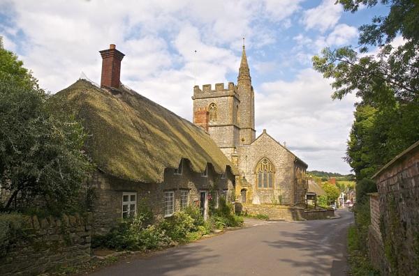 Village of Arne by harrywatson