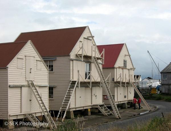 Sail lofts by SusanKing