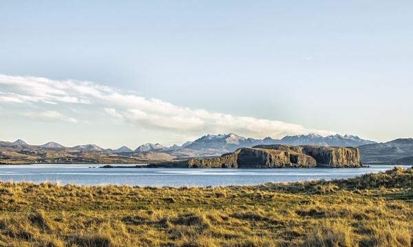 Tarner Island, Skye by dawnstorr