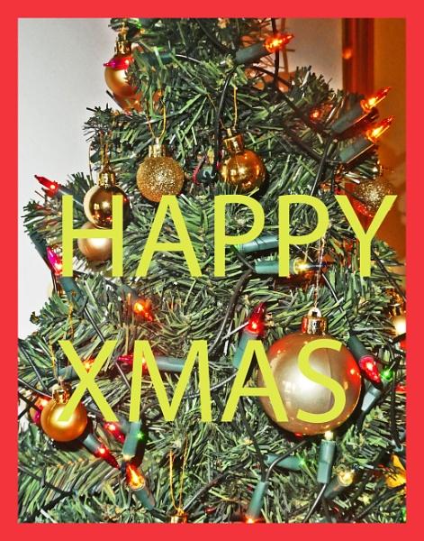 HAPPY CHRISTMAS by EMJAYCEE