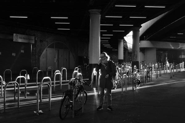 Bike racks by iNKFIEND