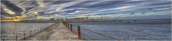Headland Panoramic by stevenb