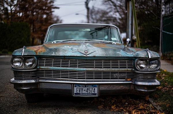 Cadillac by ajtorres