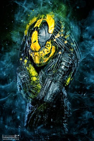 Wasp Predator by KennyP