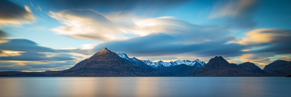 Cuillin Ultra Wide Pano by Philpot