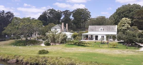 Stone House Plantation by prin