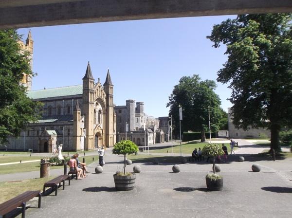 Buckfast Abbey, Devon by paul_sutton2004