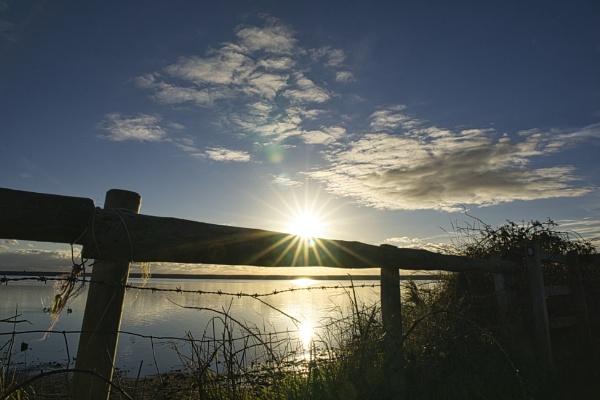 Sunset Reflections by woodini254