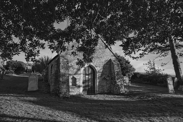 Fleet Old Church In Mono by woodini254