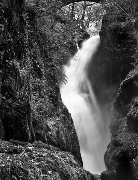 Aira Falls Waterfall by franke07