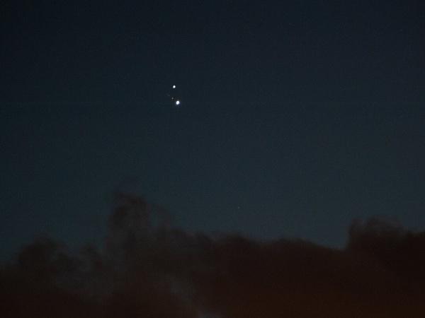 Great Conjunction of Jupiter & Saturn by NevJB