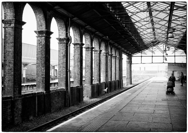 Chester Station by NevJB