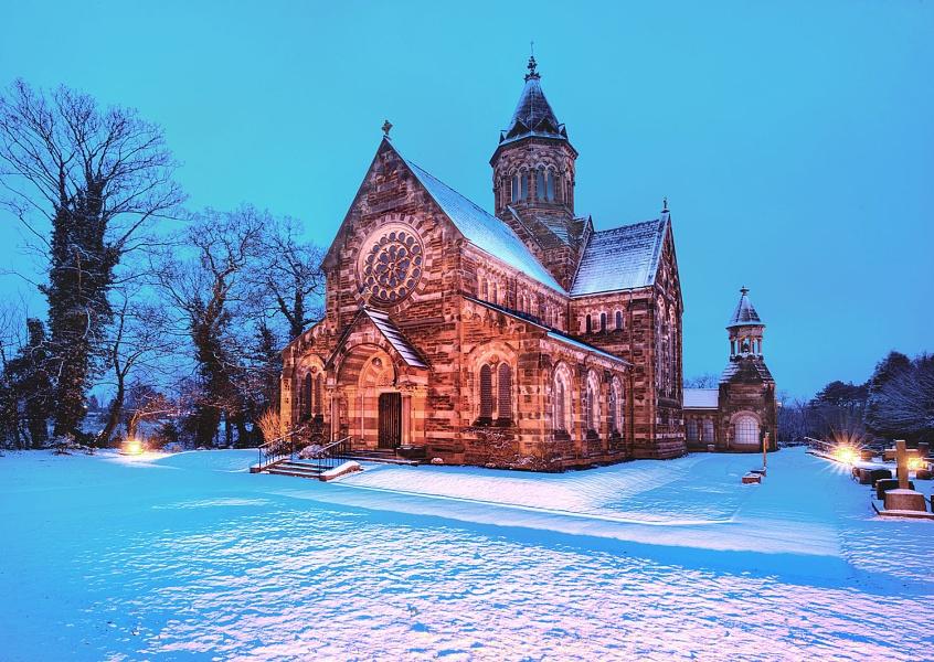 St Pauls Winter