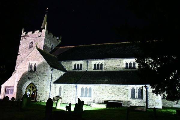St AelhaiarnÂ's Church Guilsfield by cegidfa