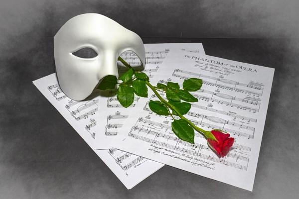 The Phantom of the Opera by SteveWood14458