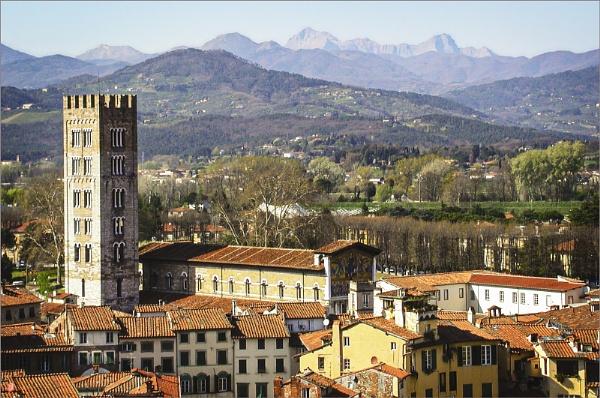 Tuscan View by AlfieK