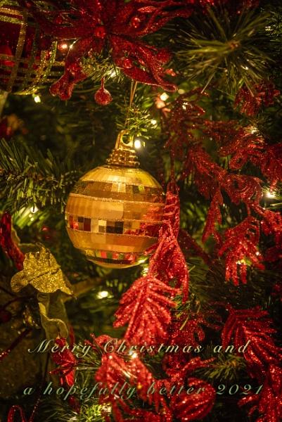 Merry Christmas All by IainHamer