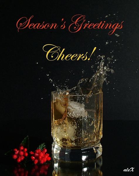 Cheers! by Xandru