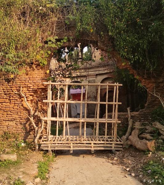 Condemn building by Rudranath