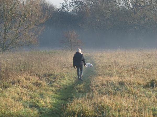 Morning walk by GwB