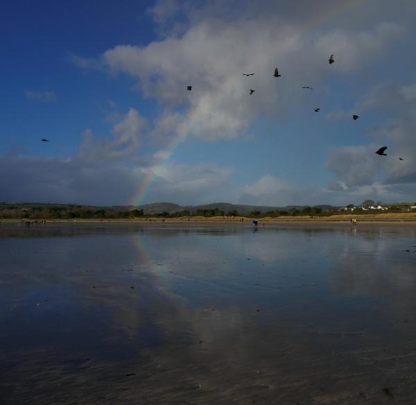 Rainbow Colours by JohnDyer