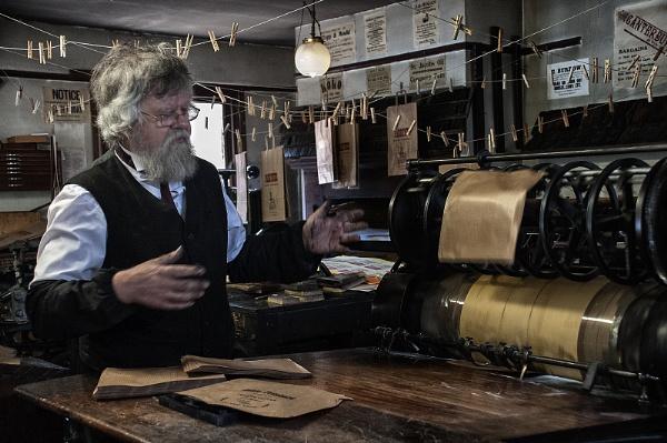 Martin the Printerman by Zydeco_Joe