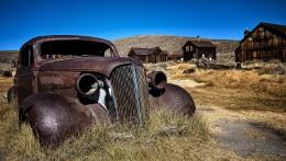 Rusty Car Bodie