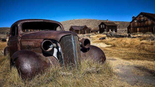 Rusty Car Bodie by Zydeco_Joe