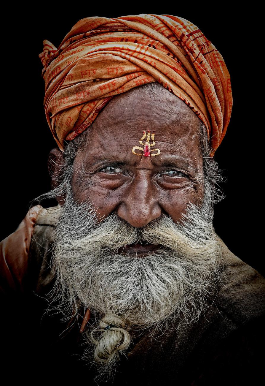 sadhu in Haridwar 2