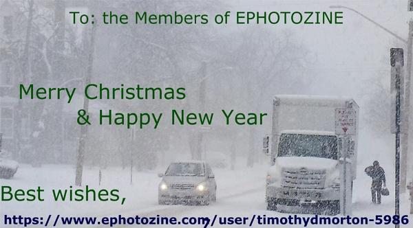a CHRISTMAS CARD by TimothyDMorton