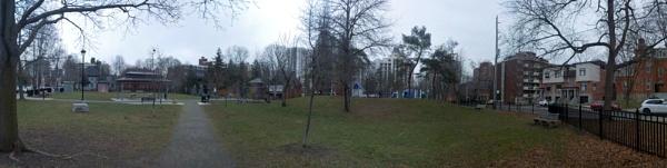 PARK ST ENTRANCE TO THE DURAND PARK by TimothyDMorton
